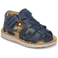 Schuhe Jungen Sandalen / Sandaletten Citrouille et Compagnie MISTIGRI Marine