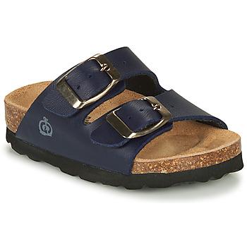 Schuhe Jungen Pantoffel Citrouille et Compagnie MISTIL Marine