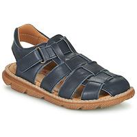 Schuhe Jungen Sandalen / Sandaletten Citrouille et Compagnie GLENO Marine