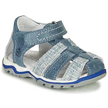 Schuhe Jungen Sandalen / Sandaletten Citrouille et Compagnie MARIOL Grau