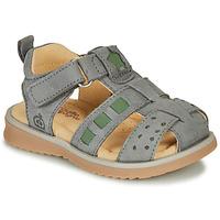 Schuhe Jungen Sandalen / Sandaletten Citrouille et Compagnie MERKO Kaki