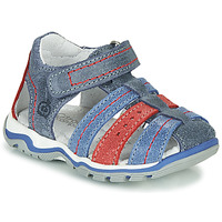 Schuhe Jungen Sandalen / Sandaletten Citrouille et Compagnie MARIDO Blau