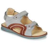Schuhe Jungen Sandalen / Sandaletten Citrouille et Compagnie MASTIKO Grau