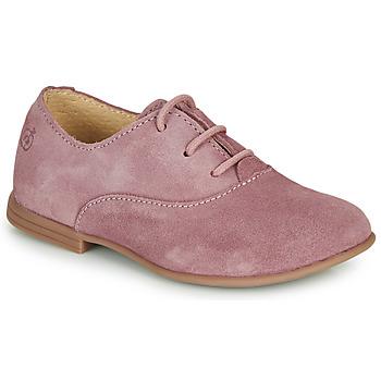 Schuhe Mädchen Derby-Schuhe Citrouille et Compagnie MISTI Rose