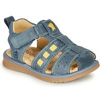 Schuhe Jungen Sandalen / Sandaletten Citrouille et Compagnie MARINO Marine