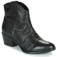 Schuhe Damen Boots Mjus DALLAS-DALLY Schwarz