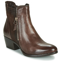 Schuhe Damen Boots Mjus DALLAS-DALLY Bordeaux
