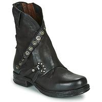 Schuhe Damen Boots Airstep / A.S.98 SAINTEC Schwarz