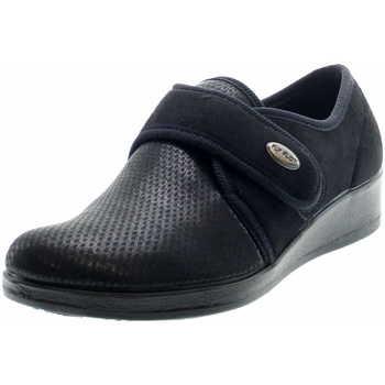 Schuhe Damen Hausschuhe Fly Flot Damen Hausschuh 863415 2003 Schwarz