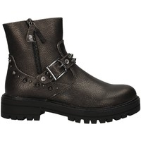 Schuhe Mädchen Boots Asso AG-3501 LEAD