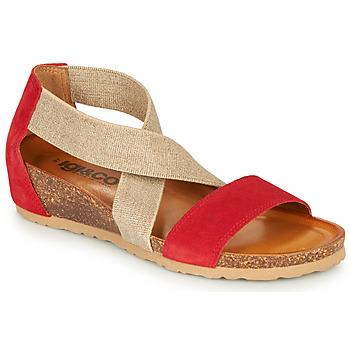 Schuhe Damen Sandalen / Sandaletten IgI&CO 5198177 Rot