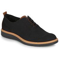 Schuhe Herren Derby-Schuhe IgI&CO 5106700 Schwarz