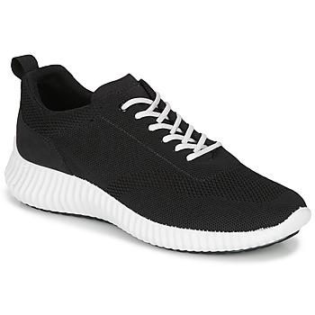 Schuhe Herren Sneaker Low IgI&CO 5123422 Schwarz