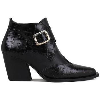 Schuhe Damen Low Boots Rt By Roberto Torretta MICAELA Schwarz
