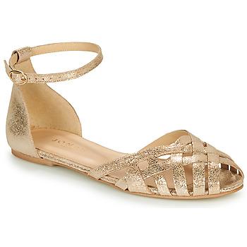 Schuhe Damen Sandalen / Sandaletten Jonak DOO Platin