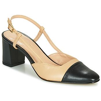 Schuhe Damen Pumps Jonak DHAPOP Beige / Schwarz