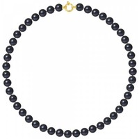 Uhren & Schmuck Damen Collier Blue Pearls BPS K064 W Multicolor