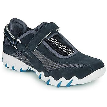 Schuhe Damen Laufschuhe Allrounder by Mephisto NIRO Marine