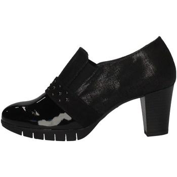 Schuhe Damen Ankle Boots Comart 263024 BLACK