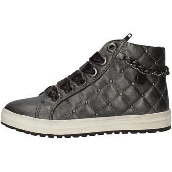 Schuhe Mädchen Sneaker High Asso AG-3200 GRAY
