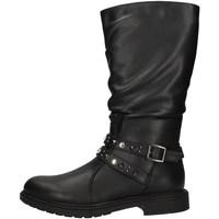 Schuhe Mädchen Klassische Stiefel Asso AG-3402 BLACK