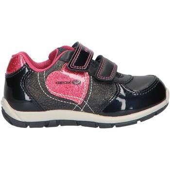 Schuhe Mädchen Multisportschuhe Geox B943YA 0KNPV B HEIRA Azul