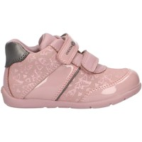 Schuhe Mädchen Multisportschuhe Geox B941QB 0AFHI B ELTHAN Rosa