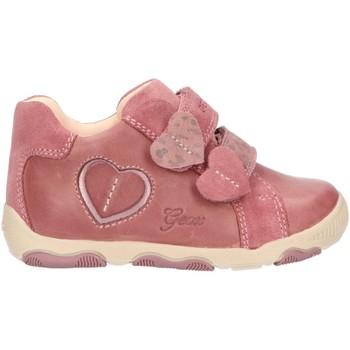 Schuhe Mädchen Multisportschuhe Geox B940QC 0CL22 B N BALU Rosa