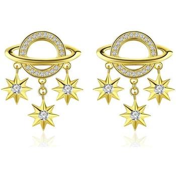 Uhren & Schmuck Damen Ohrringe Blue Pearls CRY C2351 J Multicolor