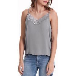 Kleidung Damen Tops / Blusen Jacqueline De Yong 15148129 Grau