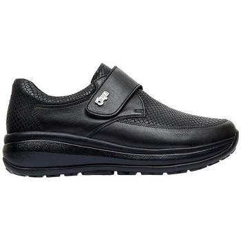 Schuhe Herren Slip on Joya SCHUHE  RELAX W BLACK_SNAKE