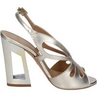 Schuhe Damen Sandalen / Sandaletten Me + By Marc Ellis BP123 Gold