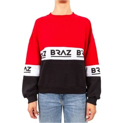 Kleidung Damen Sweatshirts Braz 120972TSH Rot