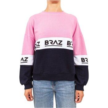 Kleidung Damen Sweatshirts Braz 120972TSH Rose