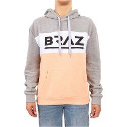 Kleidung Damen Sweatshirts Braz 120973TSH Grau