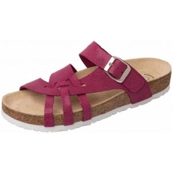 Schuhe Damen Sandalen / Sandaletten Weeger Bio Pantol Art. 11140-65 pink