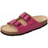 Schuhe Pantoffel Weeger Bio Pantol. Art. 41110-65 pink
