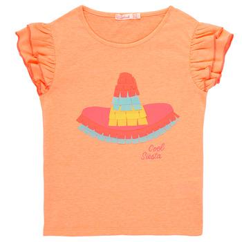 Kleidung Mädchen T-Shirts Billieblush / Billybandit NORE Orange