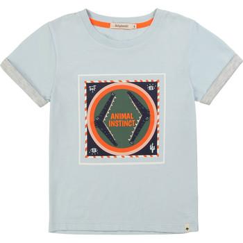 Kleidung Jungen T-Shirts Billieblush / Billybandit NOLVIO Blau