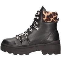 Schuhe Damen Low Boots Janet Sport 44864 schwarz