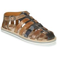 Schuhe Herren Sandalen / Sandaletten Melvin & Hamilton SAM-3 Grau