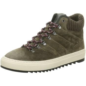 Schuhe Herren Sneaker High Marc O'Polo 908 24996301 315-717 braun