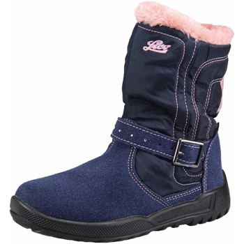 Schuhe Mädchen Schneestiefel Brütting Winterstiefel Tonja 720317 blau