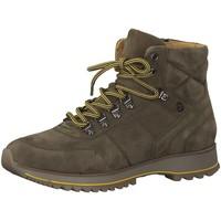 Schuhe Damen Wanderschuhe Tamaris Stiefeletten 1-1-26256-33/722 grün
