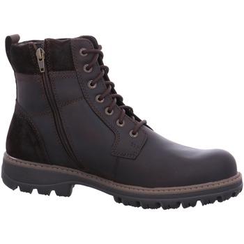 Schuhe Herren Boots Camel Active Scandinavia 19  Gore-Tex 364.19.11 braun