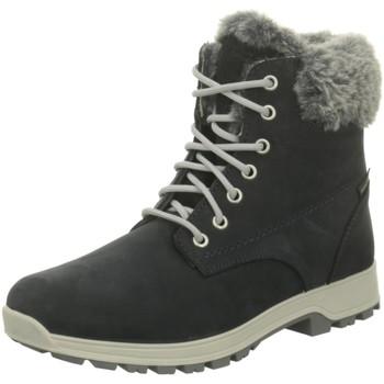 Schuhe Damen Stiefel High Colorado Stiefeletten VAIL LADY 136757 blau