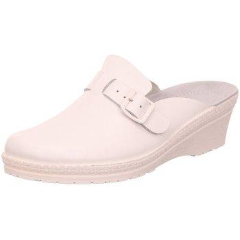 Schuhe Damen Pantoletten / Clogs Rohde Pantoletten 1473-00 weiß