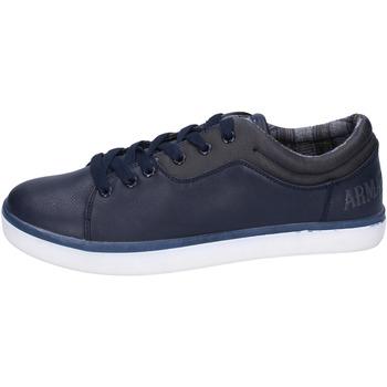 Schuhe Herren Sneaker Low Armata Di Mare sneakers kunstleder blau