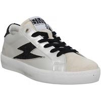 Schuhe Damen Sneaker Low Semerdjian 127281 Grau