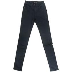 Kleidung Damen Slim Fit Jeans By La Vitrine Jeans bleu foncé RW826 Blau